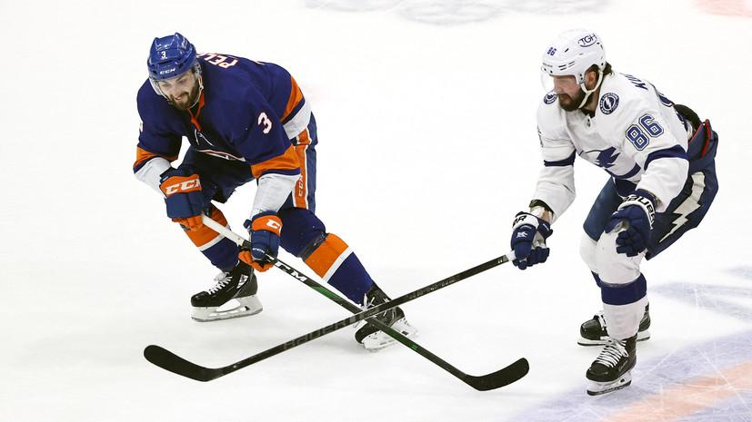 Кучеров вышел на четвёртое место по результативности среди россиян в Кубке Стэнли