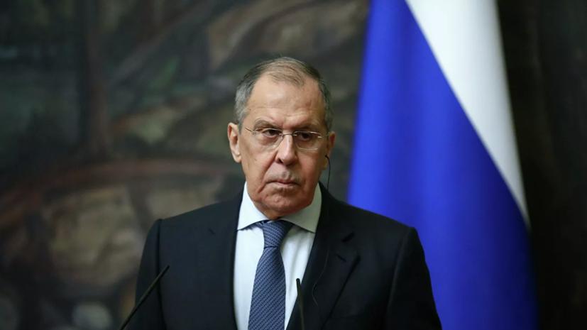 Лавров назвал возвращение послов России и США важным жестом