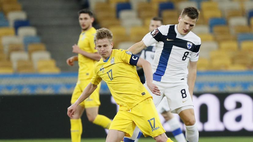 Фоменко прокомментировал информацию о вызове Зинченко в сборную Украины за деньги