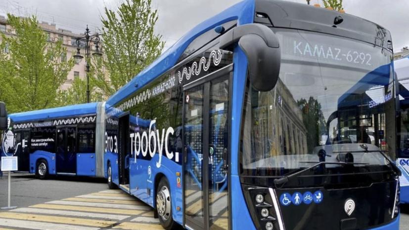 На улицы Москвы выехали первые электробусы столичной сборки