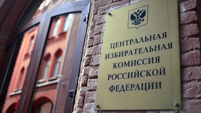 В ЦИК рассказали, сколько партий могут принять участие в выборах в Госдуму