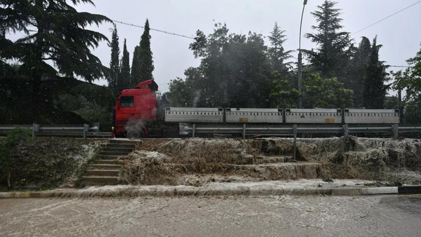 Синоптик прокомментировал ситуацию с погодой в Крыму
