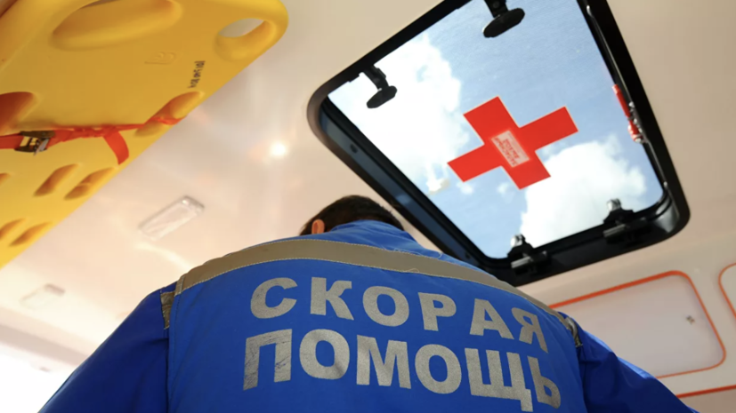 В Москве мужчина скончался в фитнес-центре