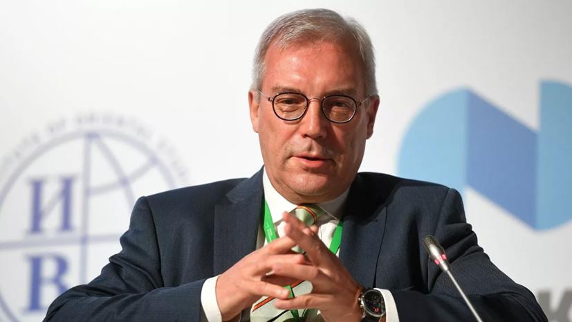 Замглавы МИД России рассказал о разговоре с министром иностранных дел Сербии