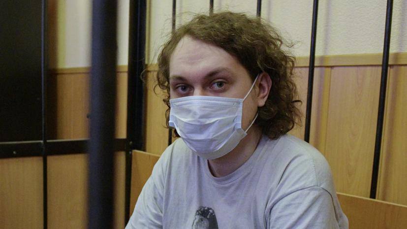 Блогер Хованский рассказал, чем занимается в СИЗО