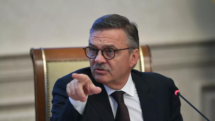 Глава IIHF оценил организацию матчей Евро-2020 в Санкт-Петербурге