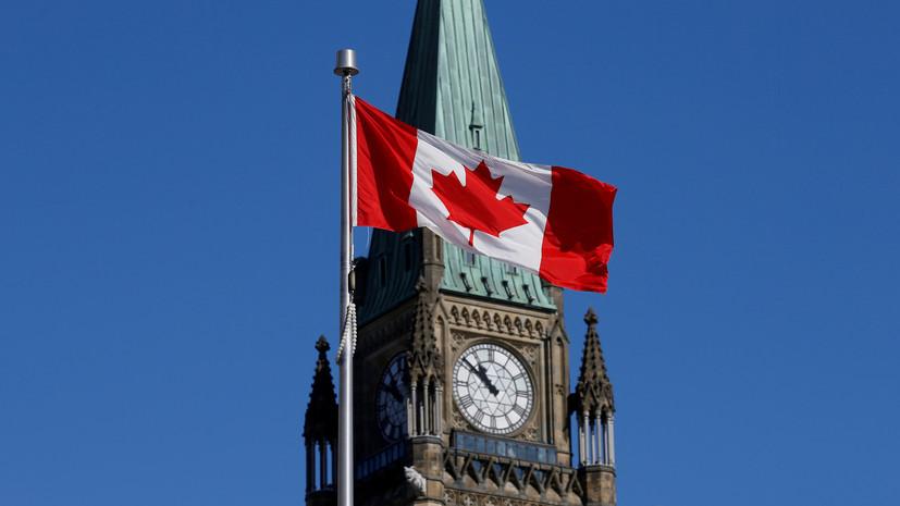 Канада продлила режим закрытия границы с США