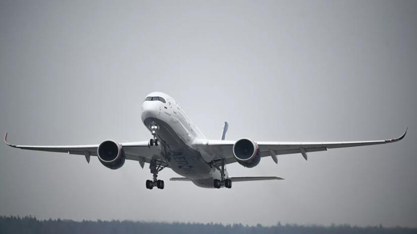Россия возобновит авиасообщение с США, Италией и Болгарией