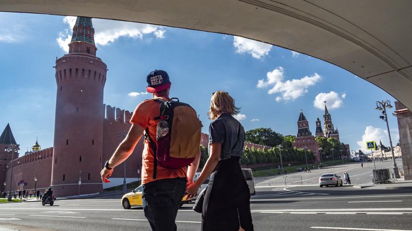 Вильфанд предупредил об опасной жаре в Москве в ближайшие дни