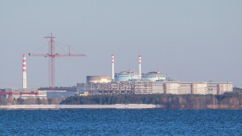 Один из энергоблоков Хмельницкой АЭС отключён