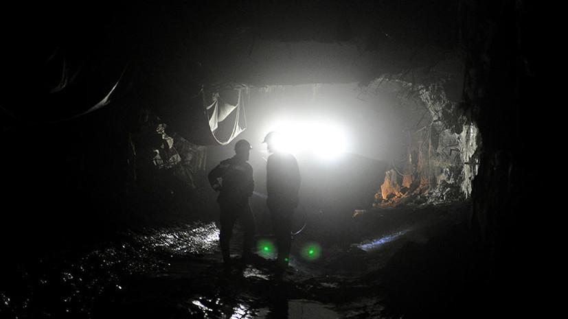 Один человек погиб при ЧП на шахте в Кемеровской области