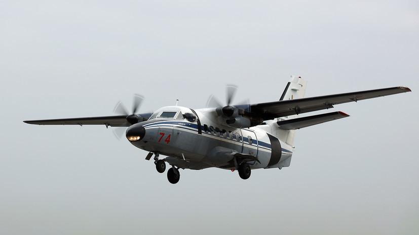 При крушении L-410 в Кузбассе погибли два пилота и два инструктора