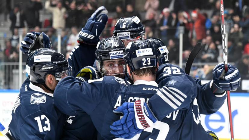 «Адмирал» сыграет в новом сезоне КХЛ