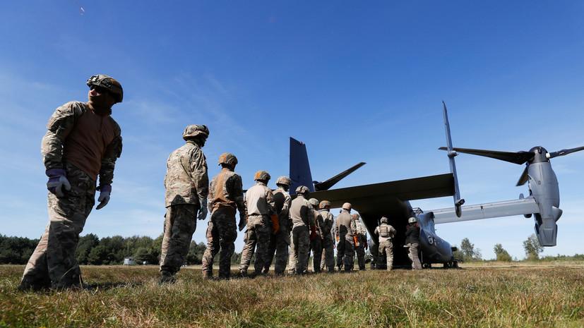 «Градус истерии будет нарастать»: почему США заявили о резервных средствах на случай «посягательств» России на Украине