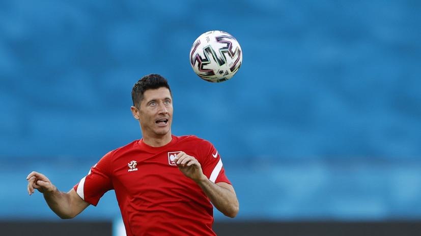 Журналист Добек: два гола на ЧМ и ЧЕ — не результат для форварда уровня Левандовски