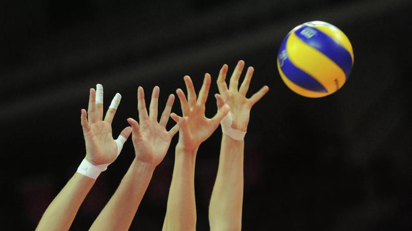 Российские волейболистки уступили США и лишились шансов на«Финал четырёх» Лиги наций
