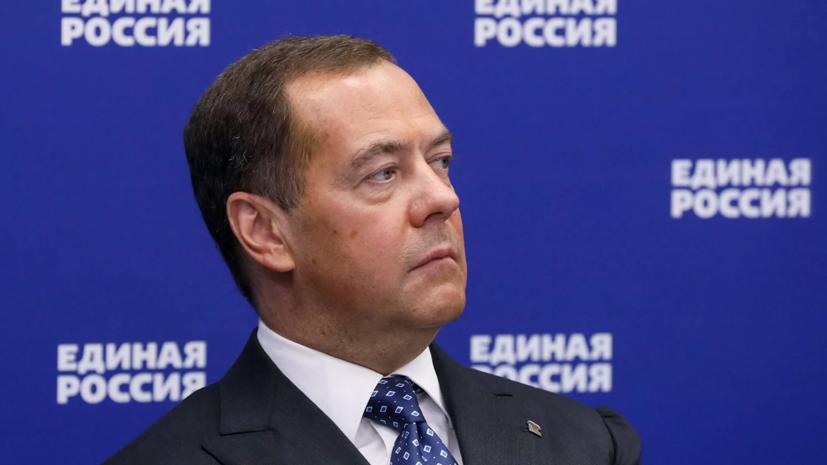 Медведев предложил выделить 70 млрд рублей на систему борьбы с инфекциями