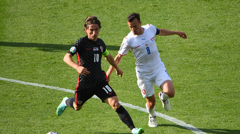 Ловрен назвал смешным пенальти в ворота Хорватии в матче с Чехией на Евро-2020