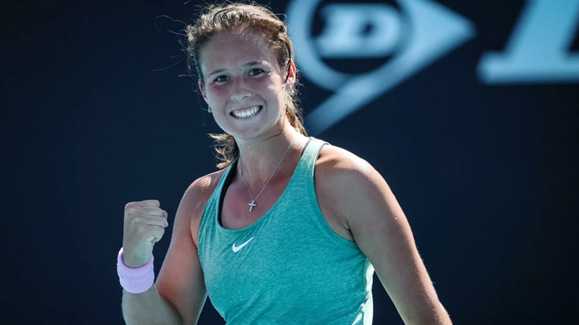 Касаткина пробилась в полуфинал турнира WTA в Бирмингеме