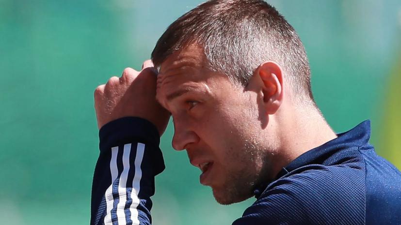 Адиев заявил, что Дзюба должен выходить в основе сборной России в матче с Данией
