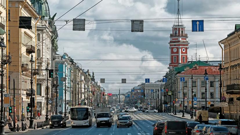 В Петербурге вводятся дополнительные ограничения в связи с COVID-19