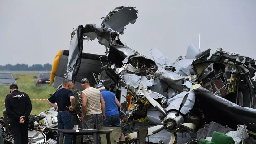 Губернатор Кузбасса рассказал о состоянии пострадавших при жёсткой посадке L-410