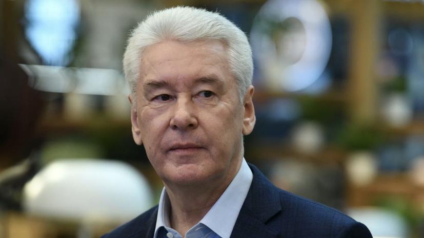 Собянин назвал условия образования «щита» от коронавируса в Москве