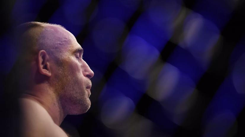Олейник уступил Спиваку в соглавном бою турнира UFC Fight Night
