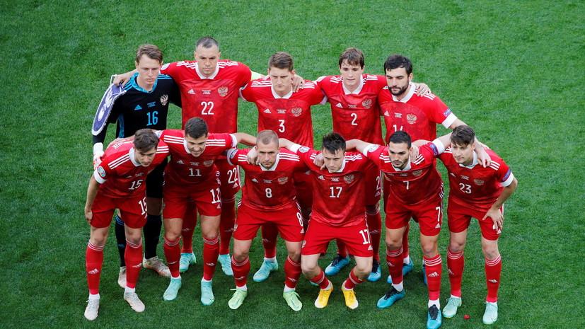 Сёмин объяснил, за счёт чего Россия может не проиграть Дании на Евро-2020