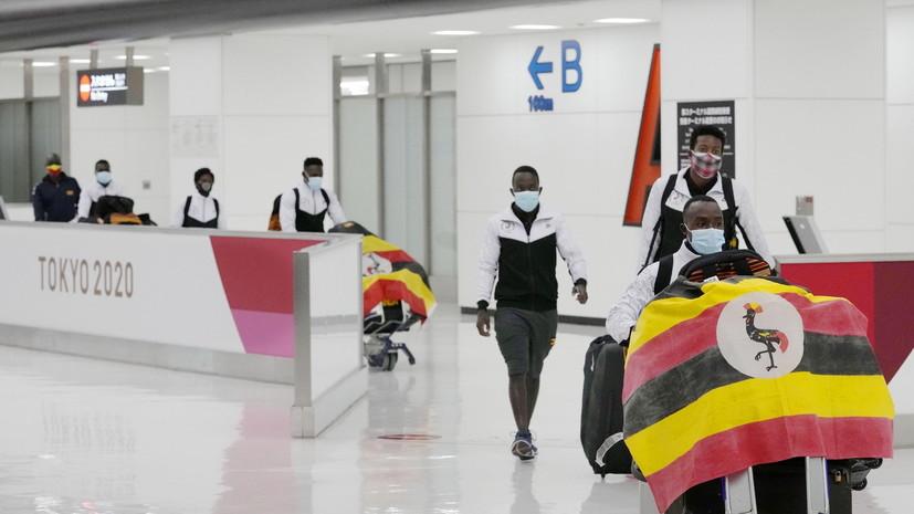 СМИ: Первый участник Олимпиады в Токио сдал положительный тест на коронавирус