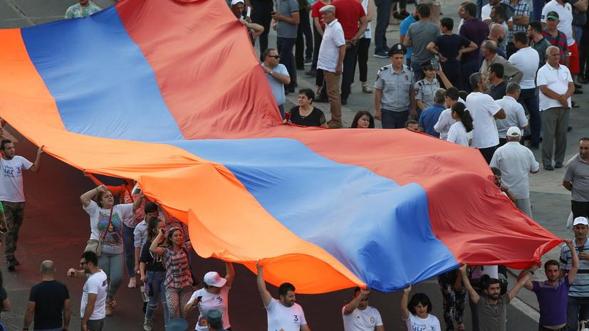 В ЦИК Армении рассказали об активности граждан на парламентских выборах