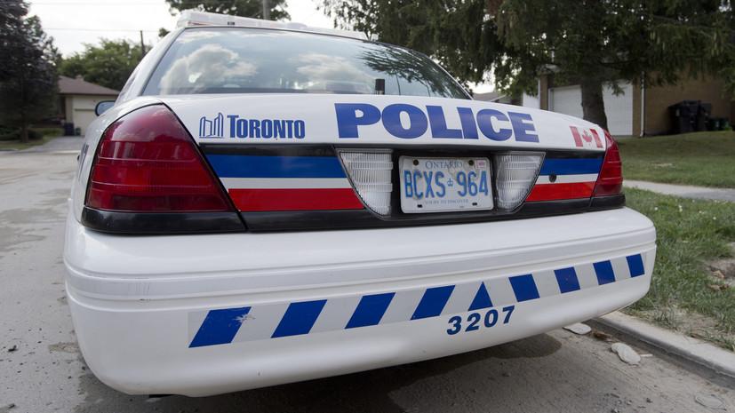 На детском празднике в Торонто произошла стрельба