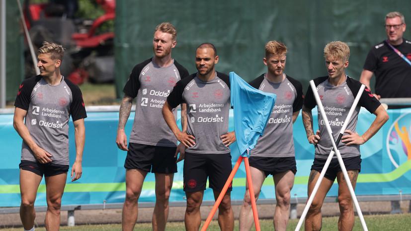 Футболист сборной Дании Кьер — об инциденте с Эриксеном: здорово, что команда так отреагировала
