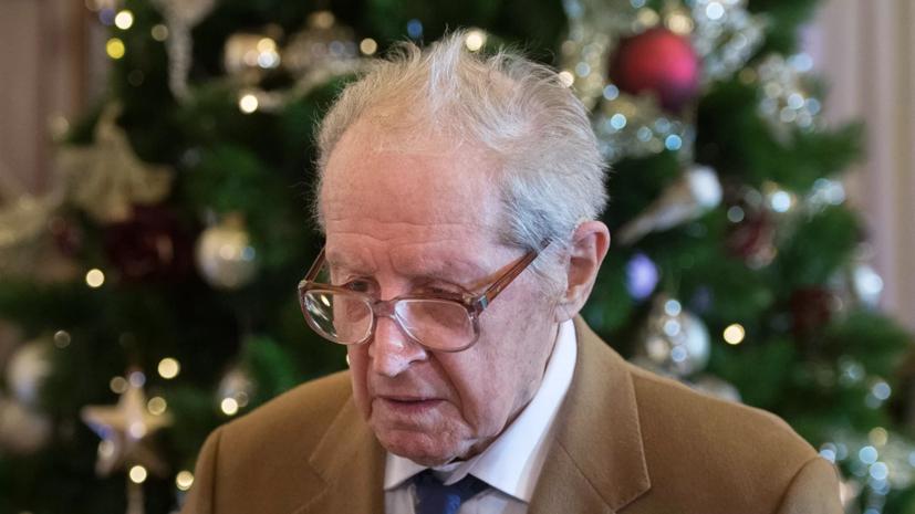 Старейший гроссмейстер мира Авербах госпитализирован с коронавирусом