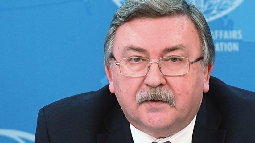Ульянов рассказал о прогрессе по соглашению о восстановлении СВПД