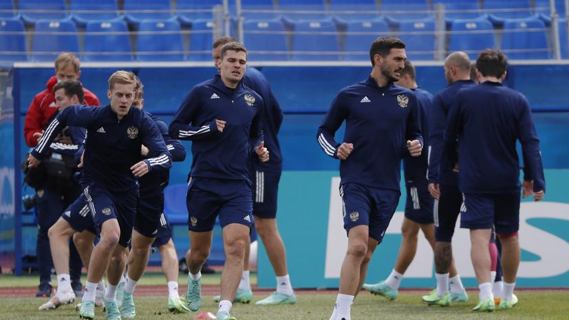 Синоптик предсказал «футбольную погоду» во время матча Россия — Дания