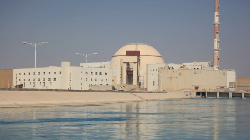 На иранской АЭС «Бушер» отключили электричество