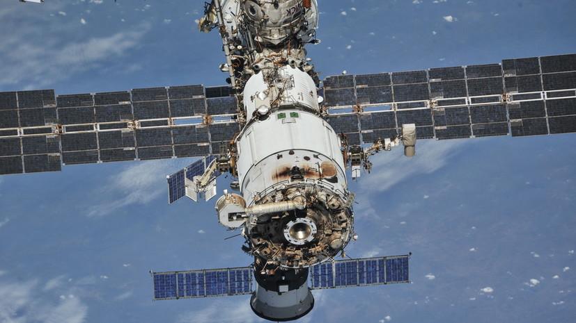 Астронавты вернулись на МКС после выхода в открытый космос