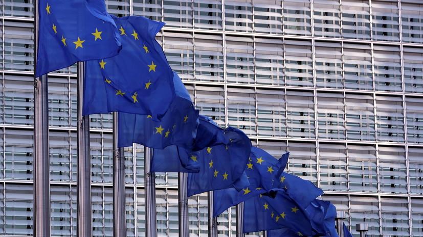 ЕС планирует ввести санкции против 86 физлиц и компаний из Белоруссии