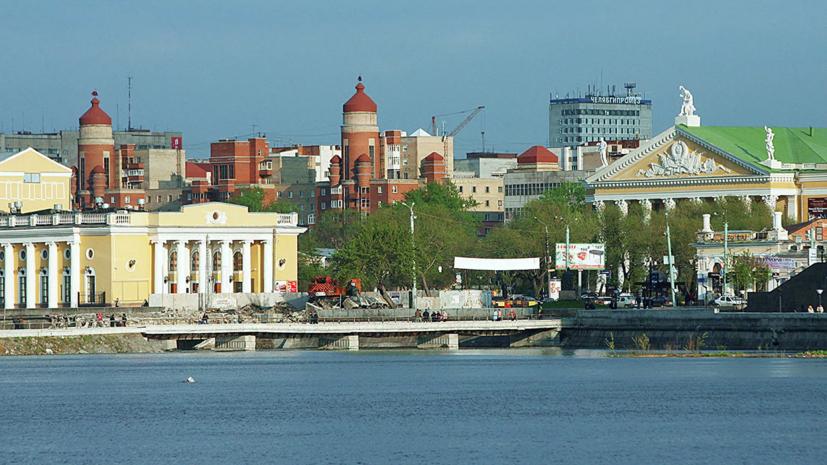 Власти Челябинска возобновят дезинфекцию в городе из-за COVID-19