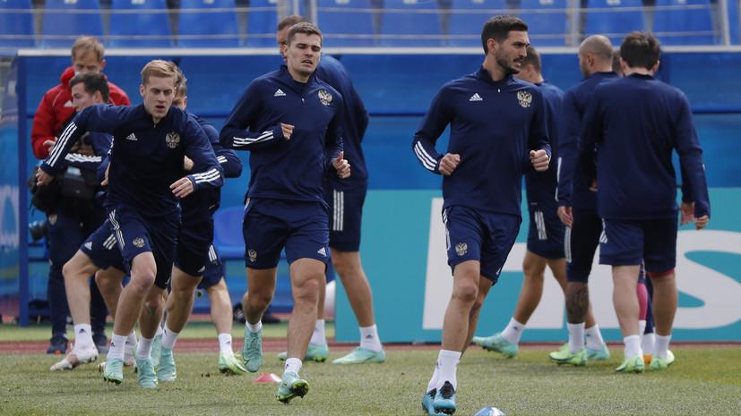 Гаджиев считает, что сборной России будет непросто в матче с Данией