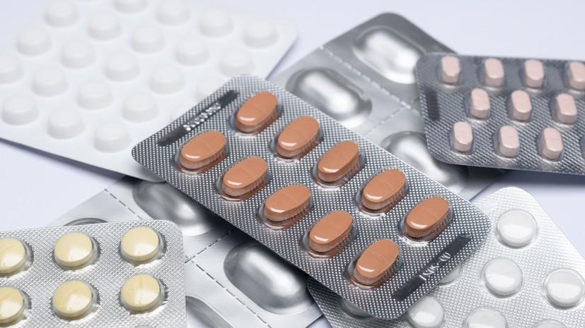 В России упростят порядок распределения психотропных лекарств между регионами