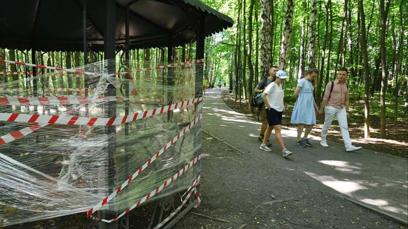 Власти Москвы не отмечают улучшений ситуации с коронавирусом в городе