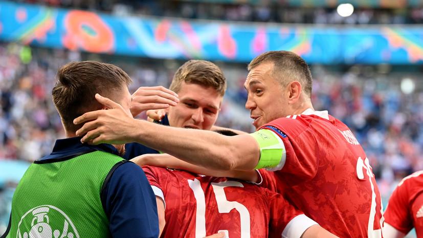 Колосков: сборная Дании ничуть не сильнее России