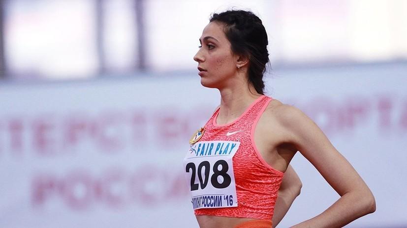 Ласицкене и Клишина не выступят на ЧР по лёгкой атлетике
