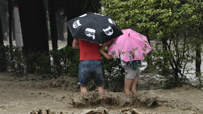 На помощь пострадавшим от ливней в Ялте выделили около 58 млн рублей