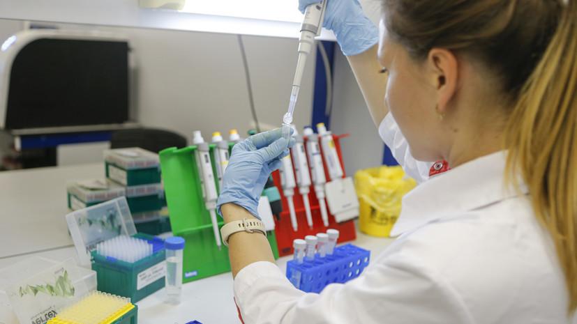 В Тамбовской области выявили 69 случаев COVID-19 за сутки