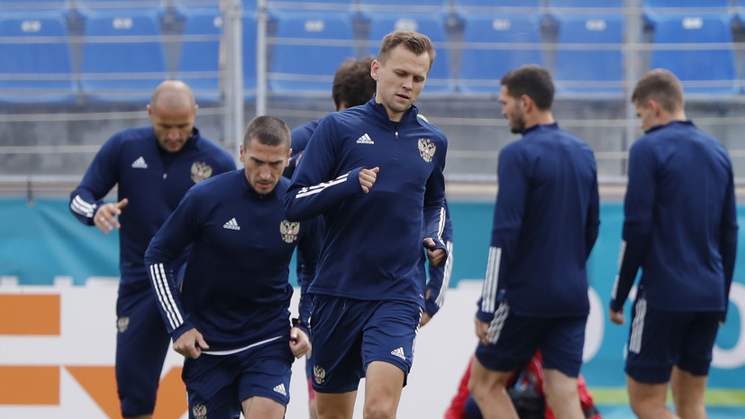 Нейросеть предсказала результат сборной России на Евро-2020