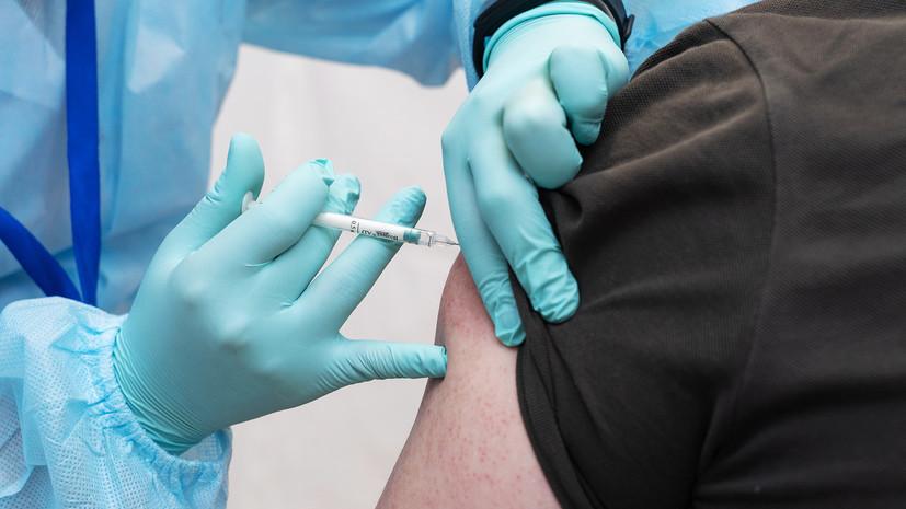 В Подмосковье заявили об увеличении числа записывающихся на вакцинацию от COVID-19