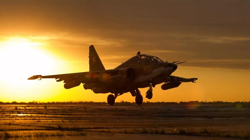 Авиация ЧФ провела лётные учения с выполнением бомбовых ударов